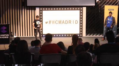Natalia Diaz and Carlos Bravo: De cómo los desarrolladores (también) ganamos un Premio Ondas