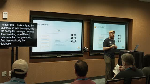 Aaron Reimann: WordPress Multisite Or Multitenancy