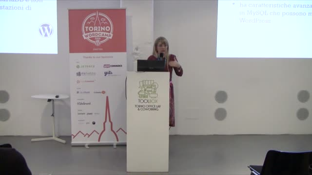 Maria Luisa Raviol: MariaDB – Il database che può migliorare le performance delle tue applicazioni WordPress