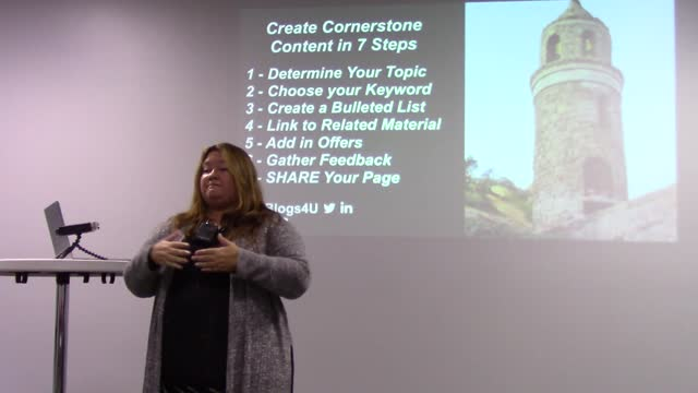 Jen Miller: Creating an Agile Content Calendar – How to Move Freely Between Editorial Goals and Trending Topics