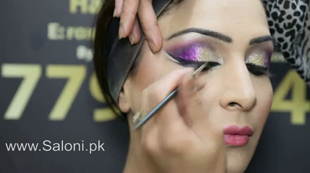 Video Tutorial Bridal Makeup And Hair Style Saloni Health