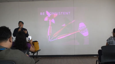 Ros Juan: Hu U? (Building Your Personal Brand)