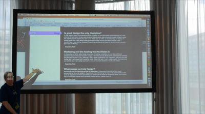 Karen Mardahl: Tænk tilgængelighed og brugervenlighed ind i dine sites