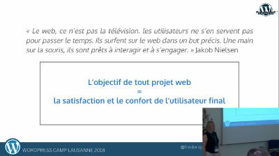 Frédérique Game: Design et Marketing: guidelines et process au service de vos projets web