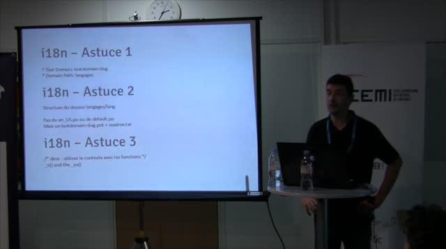 François-Xavier Bénard : L'i18n et les outils de l10n en 2015