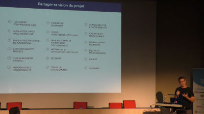 Nandor Wiener: Etude de cas groupe URGO : refonte d'un WordPress corporate pour un groupe international