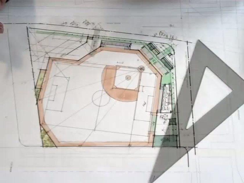 Green Bay Sketch