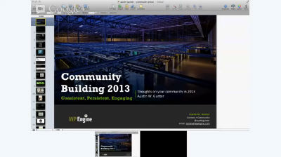 Austin Gunter: The Essential Strategy To Build An Online Community In 2013