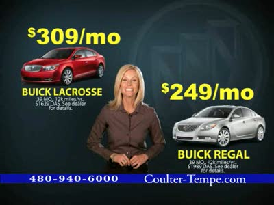 2011 Buick Regal Coulter Motor Company