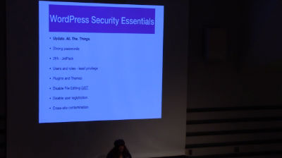 Eve Land: WordPress Security: Actionable Steps To Keep WordPress Sites Safe