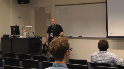 Topher DeRosia: Command Line Awesome