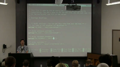 Mike Schroder: Introduction to Command Line