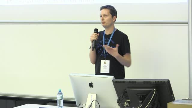 Borek Bernard: Lightning Talk – Introducing VersionPress