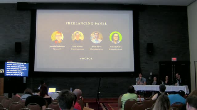Panel Discussion: Freelancing