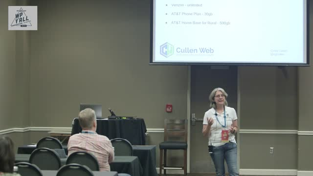 Cindy Cullen: Code on the Road - Freelancing WordPress from an RV