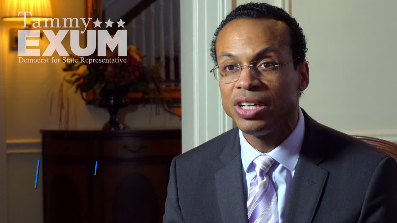 Shawn Wooden Endorses Tammy Exums Campaign The West Hartford