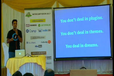Mahangu Weerasinghe: Support First: Standing Behind Your WordPress Products