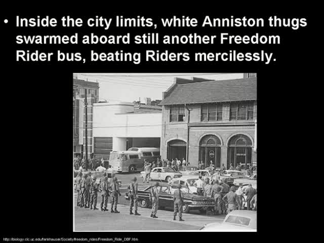 Civil Rights Movement Freedom Riders