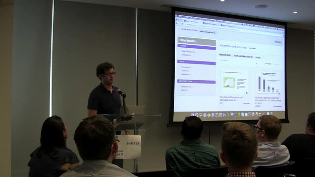 Austin Smith: Elastic Search on WordPress.com in Action