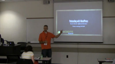 Dustin Hartzler: Podcasting With WordPress