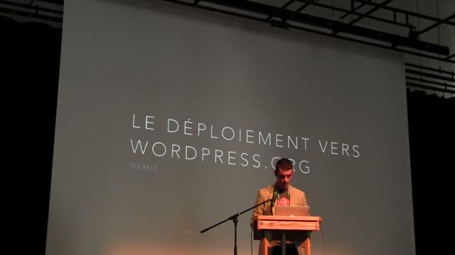 Jonathan Bardo : L'utilisation de la plateforme Varying Vagrant Vagrants pour le développement de plugins