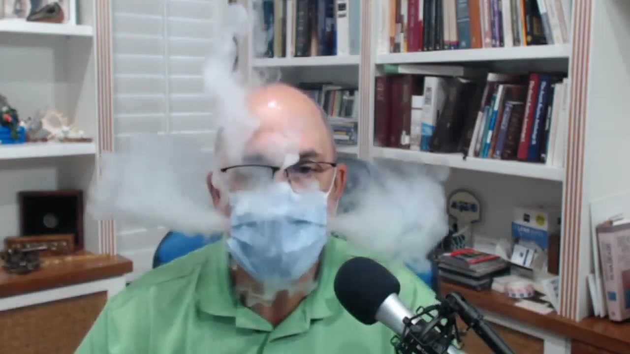 Masks and Aerosols (Dr. Ted Noel)