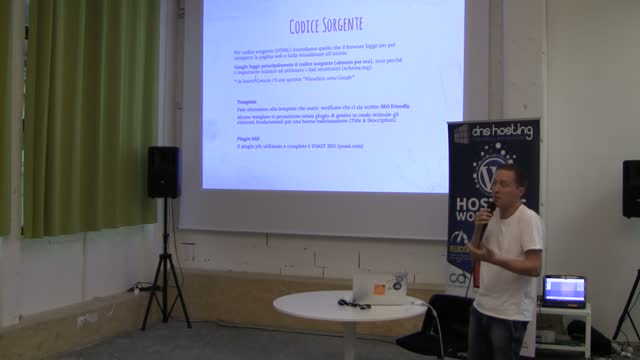 Gianni Vascellari: WordPress e SEO