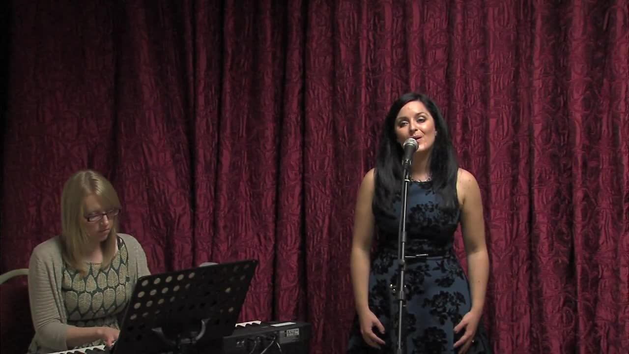 Sarah Burke Hochstedler Cork Wedding Singer