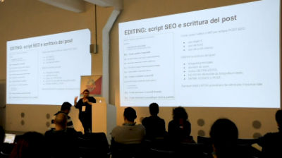 Barbara Damiano: (SEO) Content is the King – Come scrivere un testo SEO su WP, sia naturale, che di