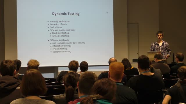 Thorsten Frommen: An Introduction to Software Testing