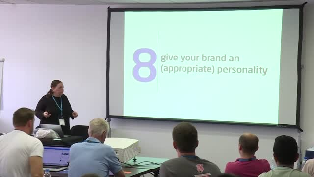 Raffaella Isidori: Brand building (be it business or personal): theory, tools, and best practices