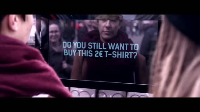 The 2 Euro T-Shirt: A Social Experiment