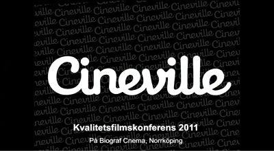 Cineville i Norrköping