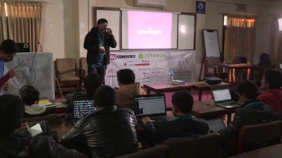 Kancha Kaji Prajapati, Ritesh Shakya and Mishal Rai: SASS for WordPress