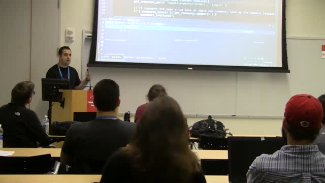 Andrea Fuggetta: (Php)Storming WordPress – A Remote Debugging Experience