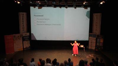 Francesca Marano: Sicurezza per il tuo sito senza una riga di codice