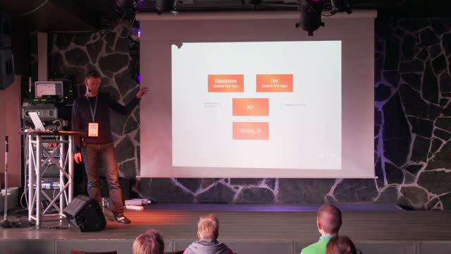 Jussi Tuoma: Creating a HTML Presentation with Reveal.js and ACF