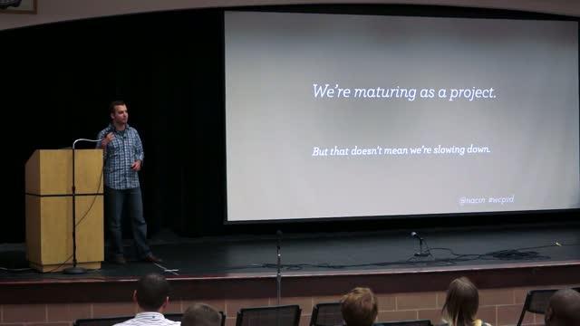 Andrew Nacin: WordPress in Transition