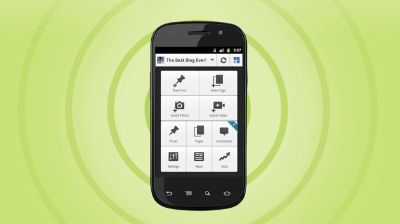 WordPress for Android 2.0