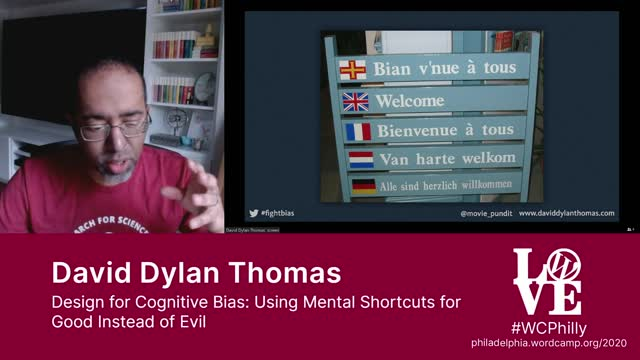 David Dylan Thomas: Design for Cognitive Bias - Using Mental Shortcuts for Good Instead of Evil