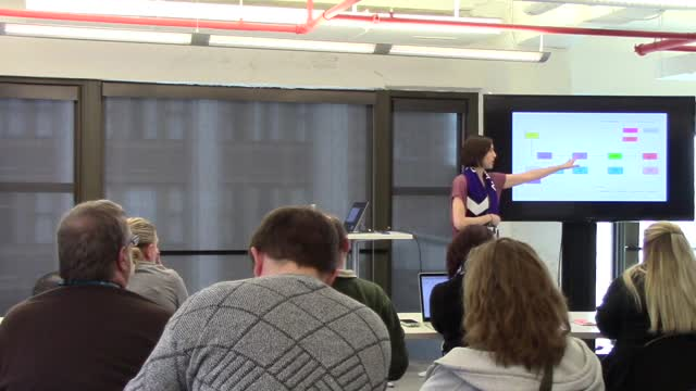 Katy Hinz: From Discovery to Design - A Collaborative Approach to a User-Centered Website