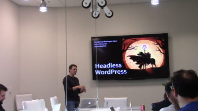 Aaron Alexander: Headless WordPress