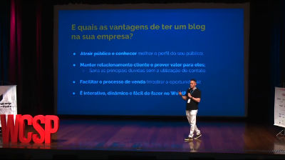 David Arty: WordPress como Ferramenta de Marketing Digital: Como o WordPress pode te ajudar a alavancar o seu ne