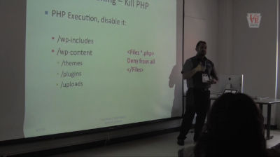 Tony Perez: WordPress Security