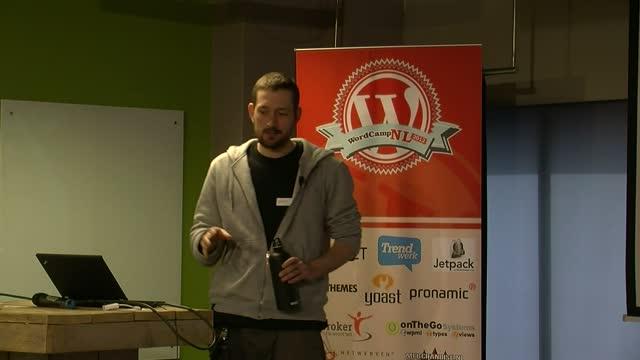 Björn Wijers: WordPress als CMS voor je intranet
