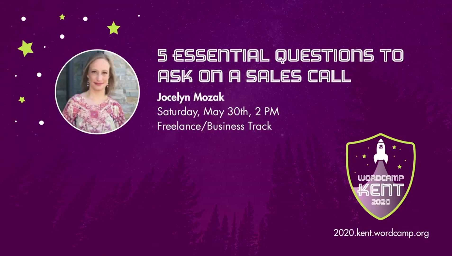 Jocelyn Mozak: Five Essential Questions To Ask On A Sales Call