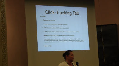 Becky Livingston: How To: Event Tracking WPFlow Plugin