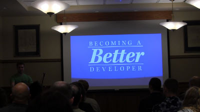 Brian Richards: Becoming a Better Developer