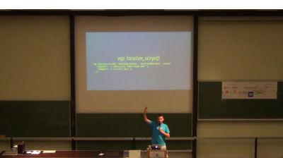 Konstantin Obenland: Lightning Talk - Fun with Functions