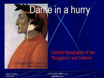 Dantes Divine Comedy Symbolism And Archetypes Stottilien